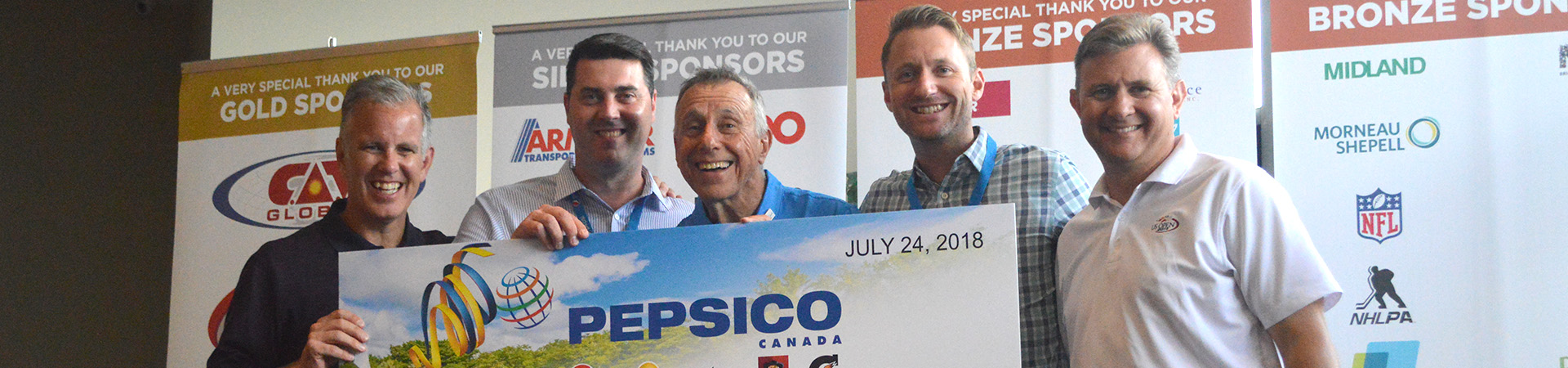 The PepsiCo Canada Foundation