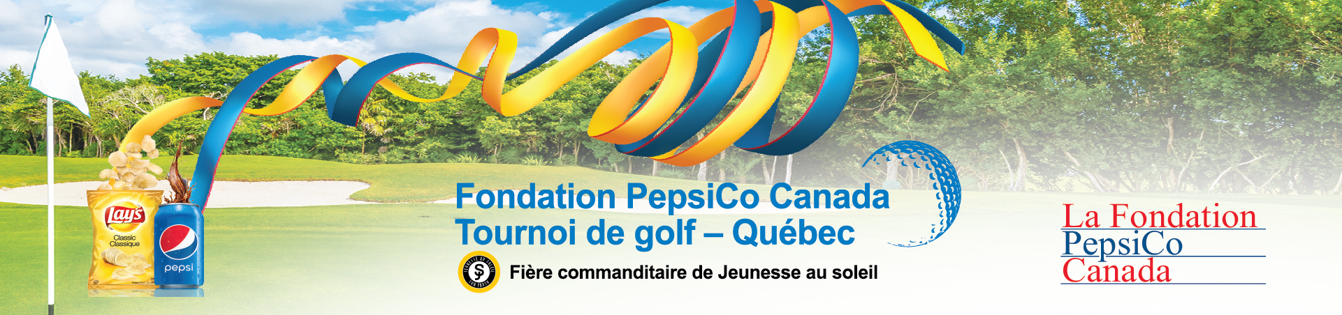 The PepsiCo Canada Foundation Golf Tournament